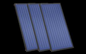 Aurinkokeräimet 4-5 henkilölle