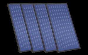 Aurinkokeräimet 5-6 henkilölle