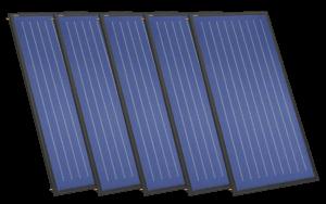 Aurinkokeräimet 7-8 henkilölle