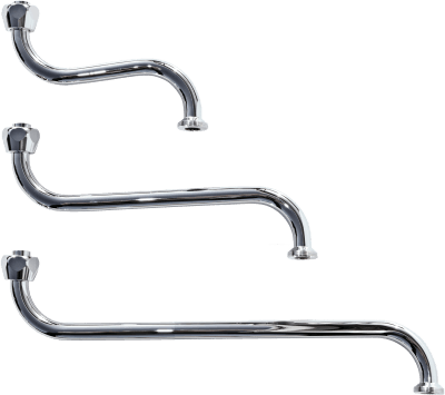 Läpivirtauslämmittimen M3 SMB vedenjuoksutusputki 12-20-30 cm