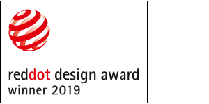 Clage Reddot Design Award Winner 2019