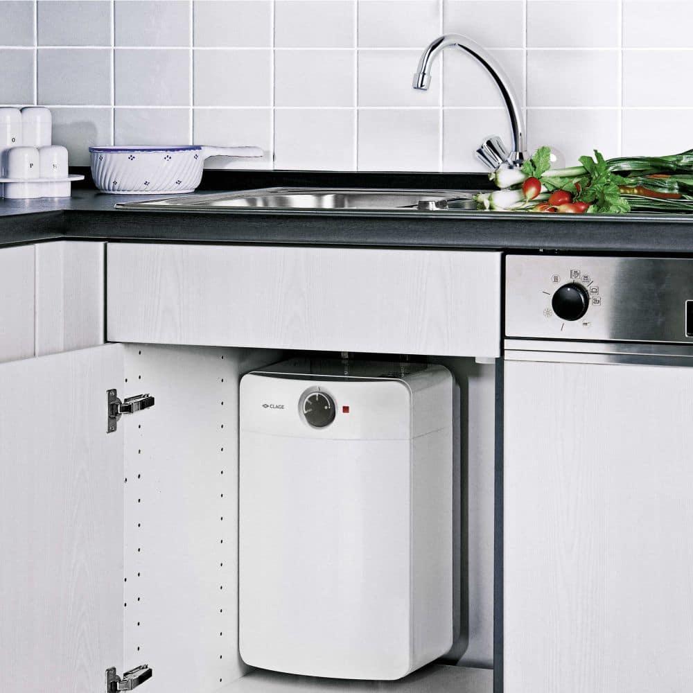 Clage S 10-U lämminvesivaraaja 10 litraa