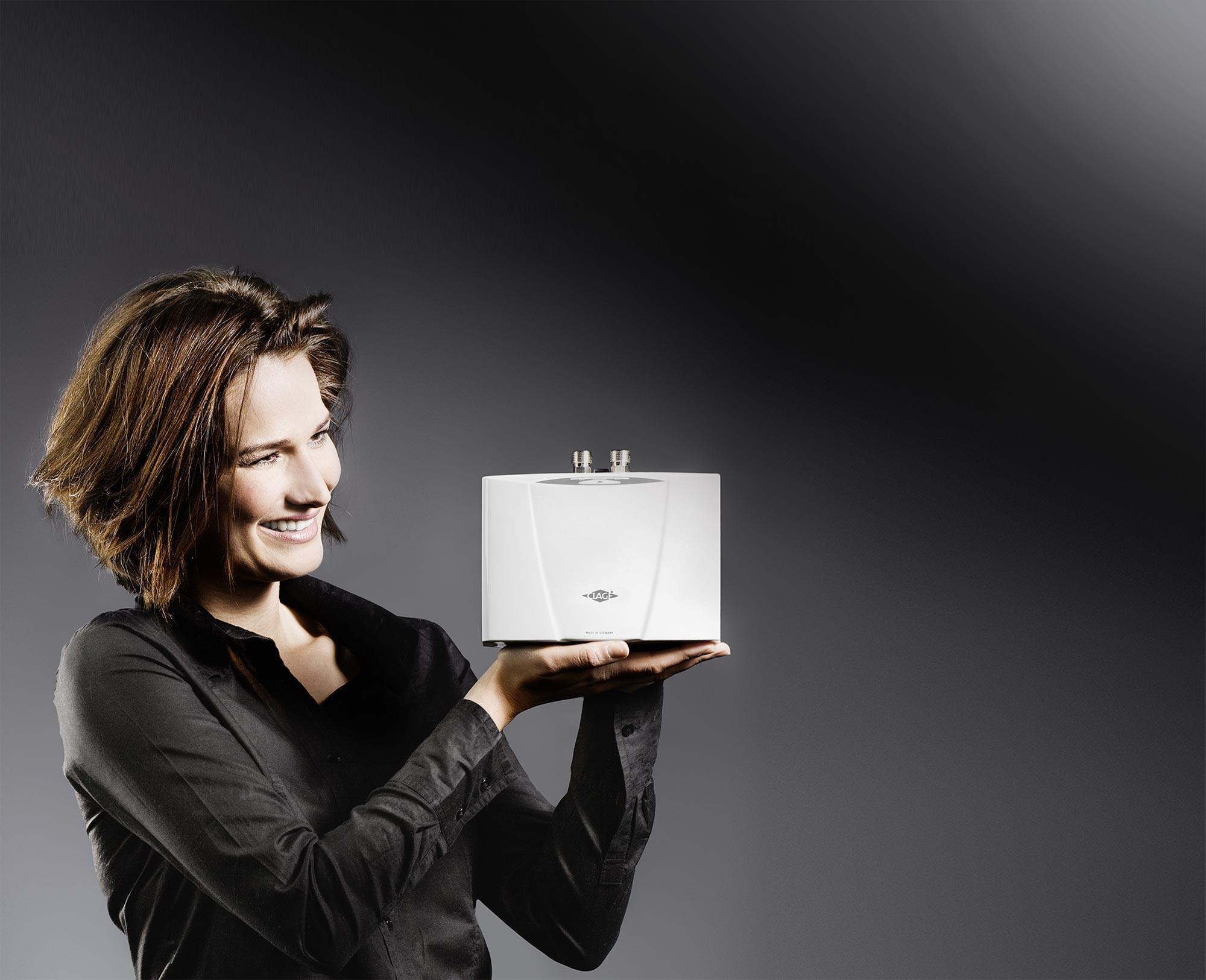 Clage esittelee uuden MCX läpivirtauslämmittimen vuonna 2011