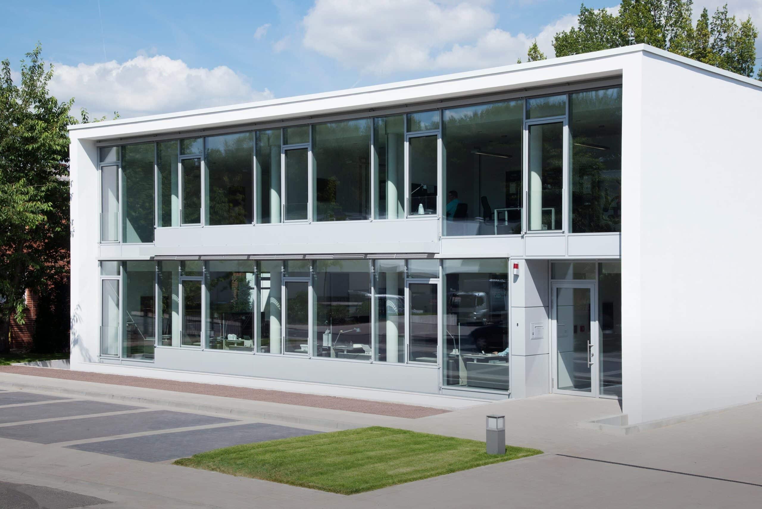 Clagen uusi rakennus 2013