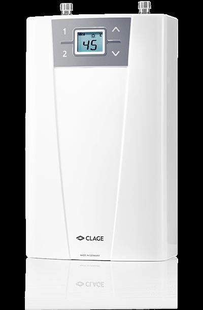 Clage CEX-U läpivirtauslämmitin