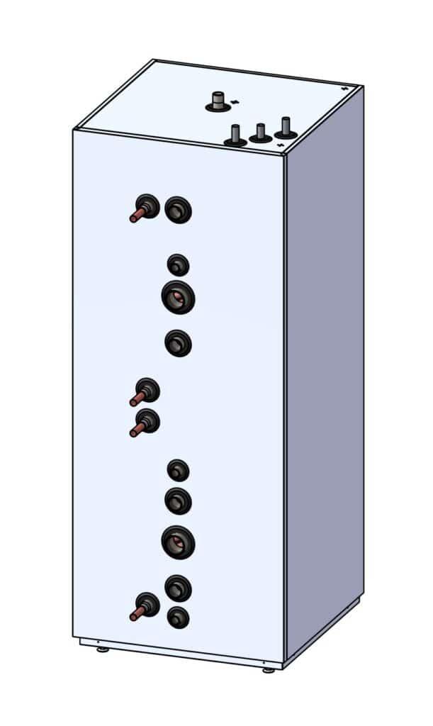 Energiavaraaja TIV 500L